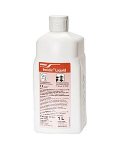 Ecolab Incidin Liquid 1 l Schnelldesinfektion