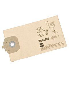 Diversey Doppelfilter-Papiersack 8 L