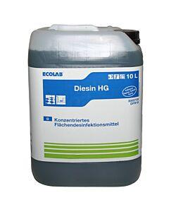 Ecolab Diesin HG 10 l Desinfektionsreiniger
