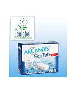 Kiehl Arcandis-EcoTab Geschirrspülmittel 60 Stück pro Box
