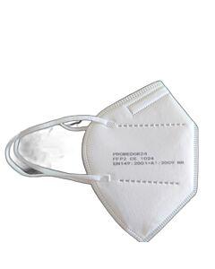 Feinstaubmaske ohne Ventil FFP2, VE2, EN 149:2001+A1:2009, 2 Stück