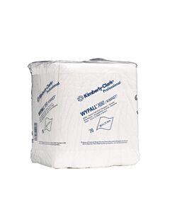 WyPall X60 Wischtücher, 1-lagig, 31, 5 x 36, 5 cm, Wischtuchrolle