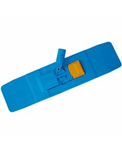 EVO Kunststoffklapphalter 2, blau/gelb