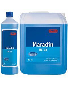 Buzil HC43 Maradin Intensivreiniger