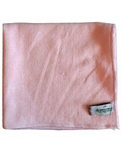 Microfasertuch No. 1, 40 x 40 cm, rosa