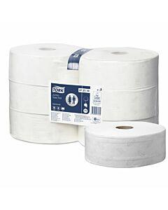 Tork Jumbo Toilettenpapier T1 2 lg.,weiß ,Ø 26cm, 380 m
