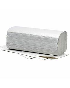 Fripa Plus natur Handtuchpapier 1-lagig 25 x 23 cm, ZZ, 5.000 Blatt