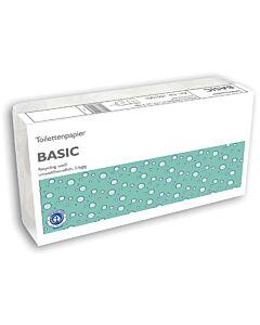 Toilettenpapier Basic, 2-lagig, 400 Blatt