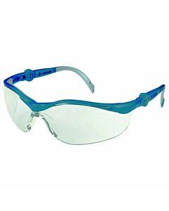 Panoramabrille, blau/grau