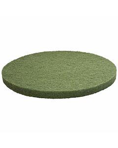 Fibratesco Super-Pad, grün, Ø 406 mm