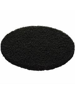 3M Super-Pad, Nylon, schwarz, 310 mm Ø