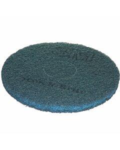 3M Super-Pad, Polyester, blau, 310 mm Ø