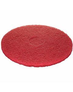 3M Super-Pad, Polyester, rot, 380 mm Ø