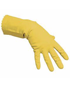 Vileda Multipurpose - Der Feine - Handschuh, gelb,  Größe: S (6,5-7)