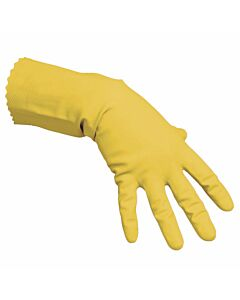 Vileda Multipurpose - Der Feine - Handschuh, gelb,  Größe: M (7,5-8)