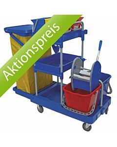 EVO ASS 7 Reinigungswagen