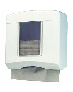 Midi Handtuchspender, für 500 Blatt