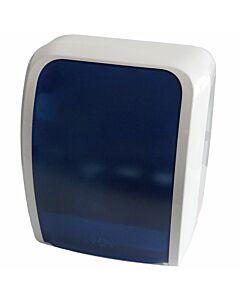 H1-HAS Handtuchrollenspender blau/weiß, Sensor-System