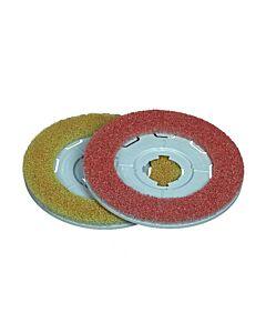 Sebo Pflegepads für UHS Saugbohner (SET) gelb u. rot (1)
