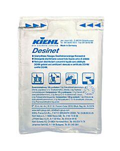 Kiehl Desinet-compact 25 ml x 240 Konzentrat Flüssiges aldehydfreies Desinfektionsreiniger-Konzentrat (VAH-gelistet)