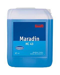 Buzil HC43 Maradin 10 l Intensivreiniger