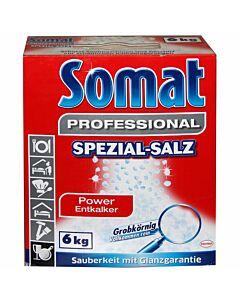 Somat Spezial-Salz Professional 6 kg für Haushaltsspülmaschinen