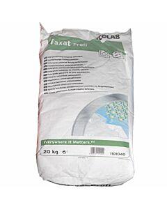 Ecolab Taxat Profi 20 kg Papiersack Vollwaschmittel ohne Phosphat