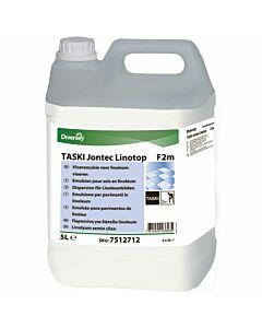 Diversey Taski Jontec Linotop 5 L Hochglänzende, trittsichere Dispersion