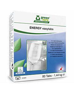 Tana Energy Easy-Tabs Geschirrspültabletten, 80 Stück