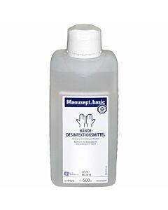 Bode Manusept basic, 500 ml Handedesinfektion