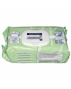 Bode Bacillol 30 Tissues Flow Pack mit 80 Tüchern Schnell-Desinfektionstücher