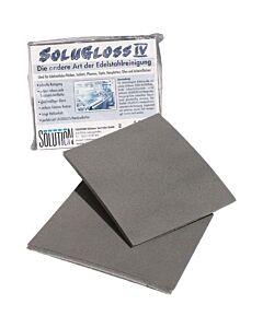 Solution SOLUGLOSS IV Handpad 15x12 cm