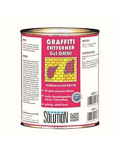 """Solution Gel """"Omni"""" 1 L, Graffitti-Entferner"""