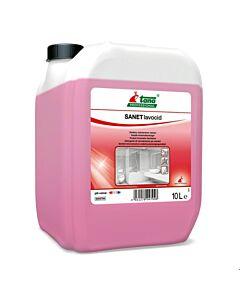 Tana sanet - IVECID 10 L, Sanitär-Duftreiniger