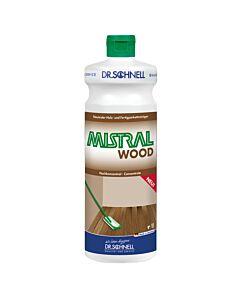 Dr.Schnell Mistral Wood 1 L, neutraler, Hoch-u. Fertigparkettreiniger