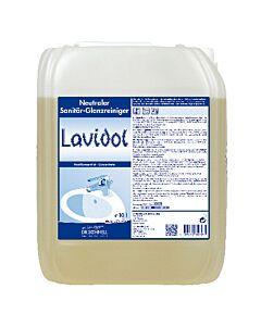 Dr.Schnell LAVIDOL Hochkonzentrat 10 L, Sanitärreiniger