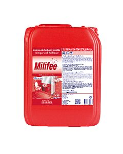 Dr.Schnell MILIFEE 10 L, Sanitärreiniger gebrauchsfertig