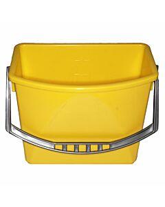 V-Eimer 6 L gelb
