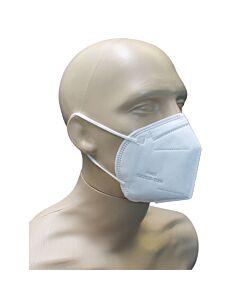 Schutzmaske KN95 Klassifizierung - Side