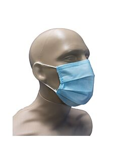 Einweg Mund- und Nasenmaske - Side