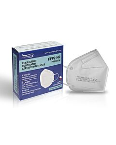 Feinstaubmaske ohne Ventil FFP2, VE2, EN 149:2001+A1:2009