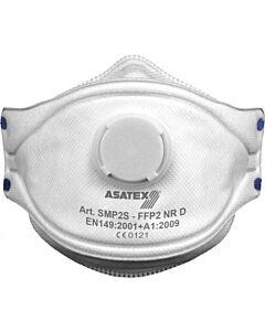 ASATEX Feinstaubmaske mit Ventil FFP2, EN 149:2001 + A1:2009