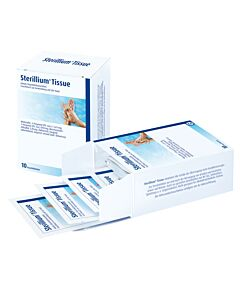 Bode Sterilium Tissue, 10 Tücher in Box