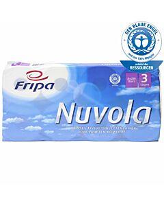 Toilettenpapier Fripa Nuvola, 3-lagig, 250 Blatt